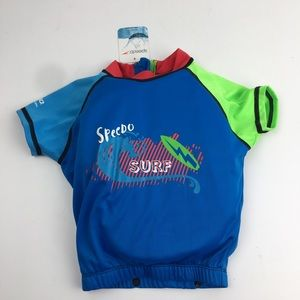 TOODLER speedo shirt life vest top only